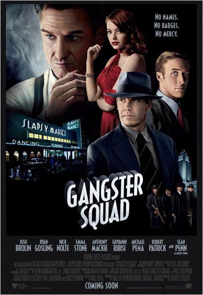 Affiche Film Gangster Squad